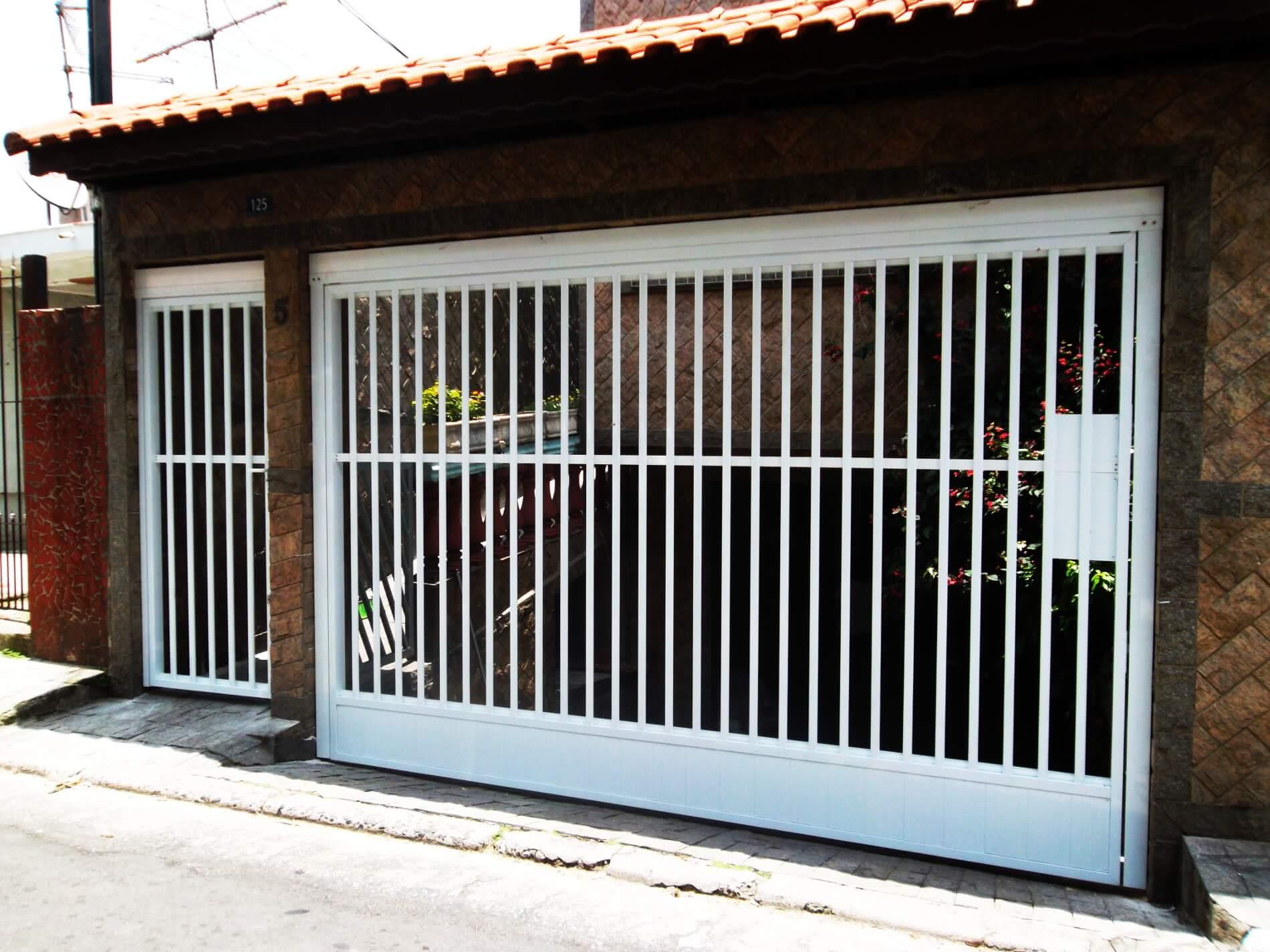 #8A5B41 Portoes De Aluminio Buzios Gradil Lambri 15101 Mlb20096267261 052014 F  494 Janelas E Esquadrias De Aluminio Porto Alegre